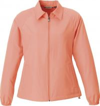 Ladies Full Zip Lightweight Vented Jacket - Click for Larger Image!