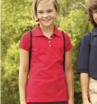 Child's polo shirt - Click for Details!
