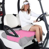 Golf Cart Seat Cover - Click for Larger Image!