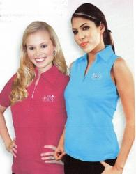 Moisture wicking short sleeve polo - Click for Details!
