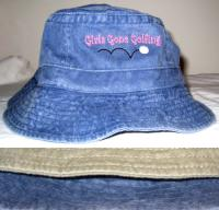 Ladies Bucket Hat - Click for Larger Image!