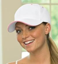 Two-Tone Baseball Cap - Click for Details!